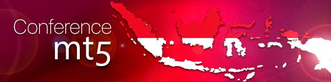 Konferensi portal MT5 di Indonesia