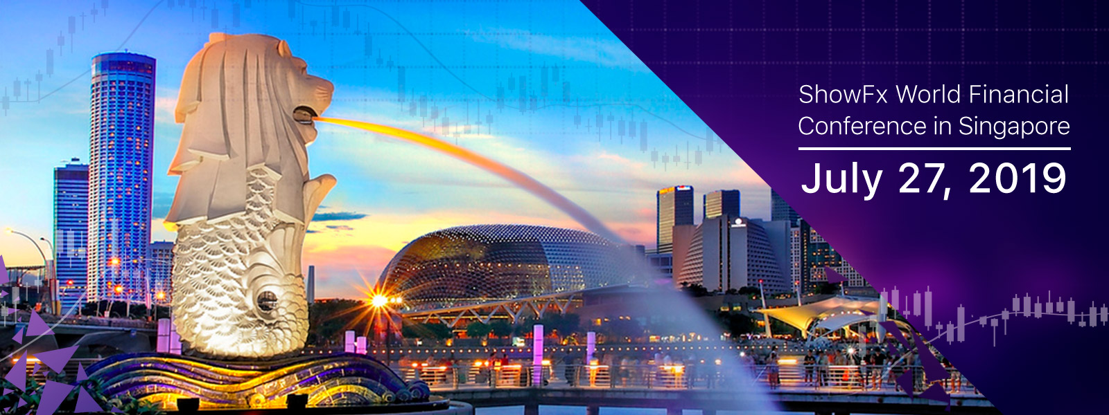 5 Reasons to Attend ShowFx World Financial Conference in Singapore